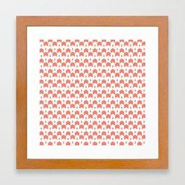 SO CONDENSED Framed Art Print