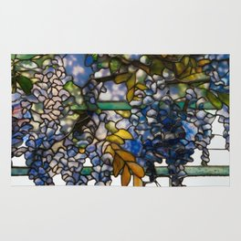 Louis Comfort Tiffany - Decorative stained glass 17. Rug