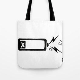Recharge Tote Bag