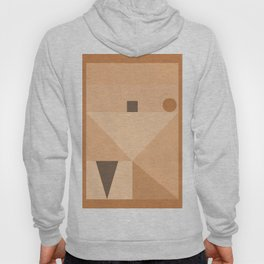 Minimal Geometric Shapes 84 Hoody