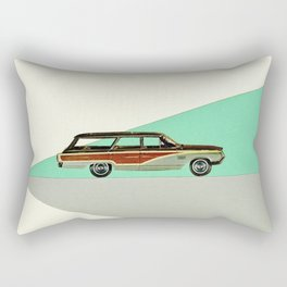 Drive Rectangular Pillow