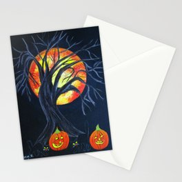 Halloween -9 Stationery Cards
