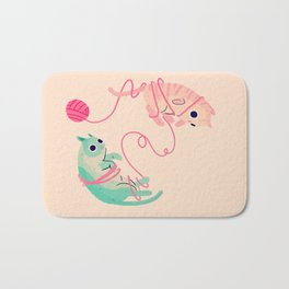 Tangled Bath Mat
