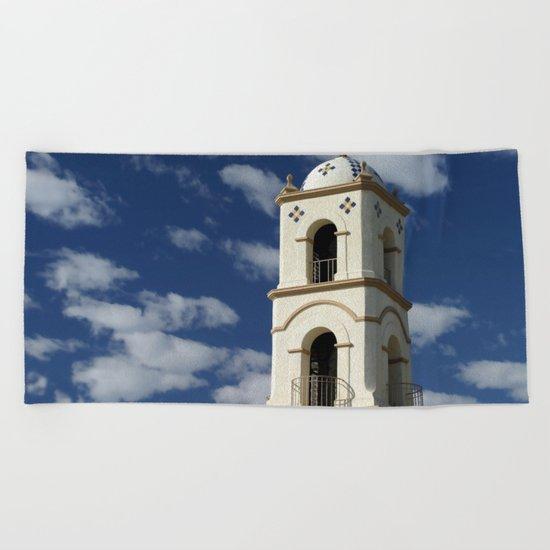 Ojai Tower Beach Towel