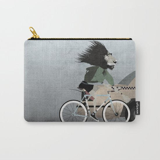 Alleycat Races Carry-All Pouch