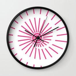 Sunshine XXIII Wall Clock