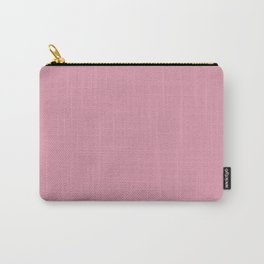 Sea Pink Carry-All Pouch