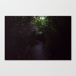 Sneak Off Often Canvas Print