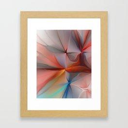 Abstract 030912 Framed Art Print