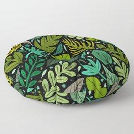 Green Scatter Floor Pillow