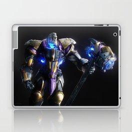 Reinhardt v2 Laptop & iPad Skin