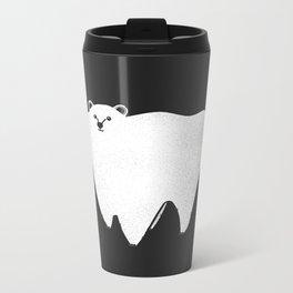 Molar Bear Metal Travel Mug