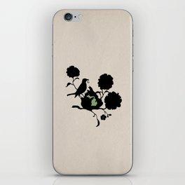 Michigan - State Papercut Print iPhone Skin