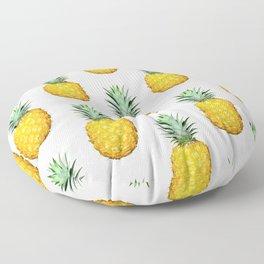 Big Pineapples Floor Pillow