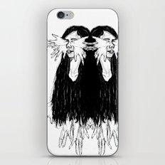 Mirroring iPhone & iPod Skin