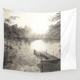 Boat Launch Wall Tapestry