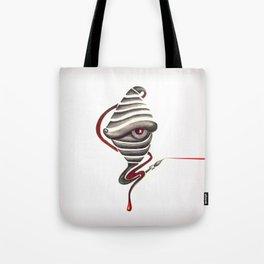 Interpretación del Objetivo (Futuro) Tote Bag
