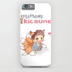 The Fearsome Kitsune! iPhone 6s Slim Case