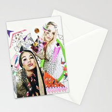 City of Sogni D'oro Collage, Part 2 Stationery Cards