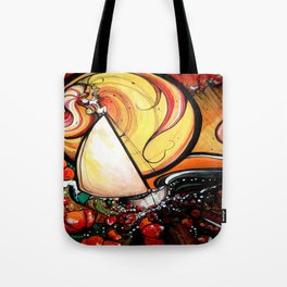 Poppy Dreams Tote Bag