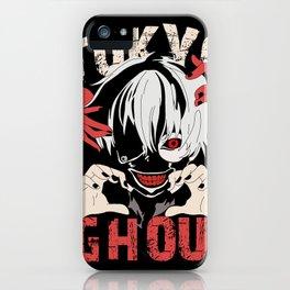 Tokyo Ghoul (Ken Kaneki) iPhone Case