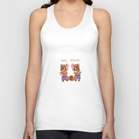 rug Tank Tops featuring RUG DEALERS by decapiteight