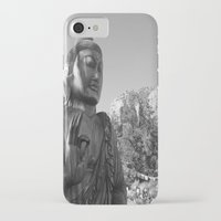 buddah iPhone & iPod Cases featuring Buddah by Nicolette Hand