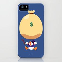 Papa's Got a Brand New Bag iPhone Case