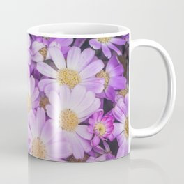 Purple daises Coffee Mug