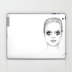Bright Eyed Girl Laptop & iPad Skin