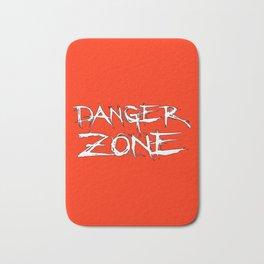 Danger Zone (Chris Danger) Bath Mat