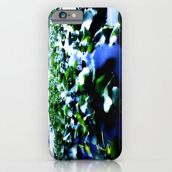 tropical botanica iPhone & iPod Case