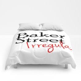 Baker Street Irregular Comforters