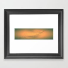 Flying Home Framed Art Print