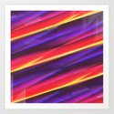 Pattern colorgradient purple by christinebssler