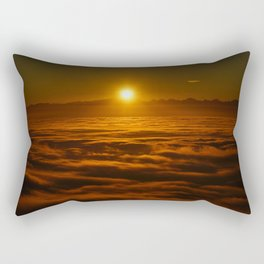 Sea of Fog II Rectangular Pillow