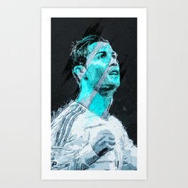 Cristiano Sky's The Limit Art Print