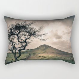 The Long Walk Rectangular Pillow