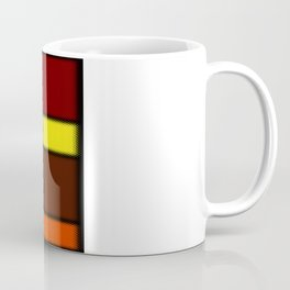Abstract Art laptop Coffee Mug