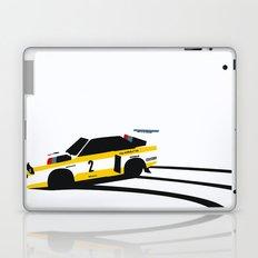 Quattro S1 Laptop & iPad Skin