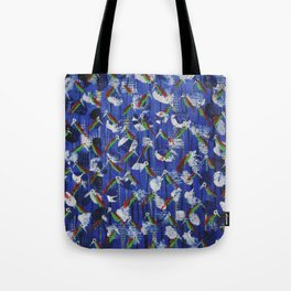 Love Birds II Tote Bag