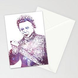 Galaxy Tony Moran Michael Myers Stationery Cards