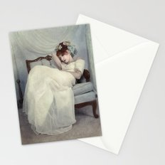 Sleeping Through the Dull Fete Stationery Cards
