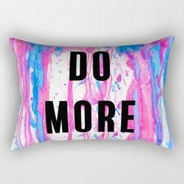Do More Rectangular Pillow