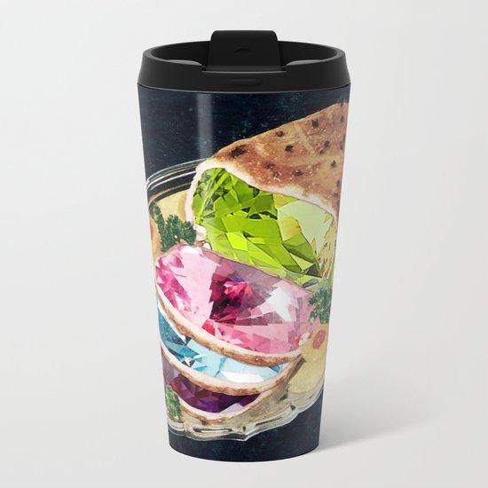 Gem Roast Metal Travel Mug