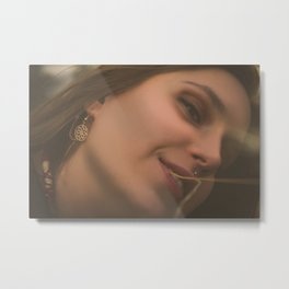 without boundries Metal Print