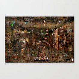 Dreamroom Canvas Print