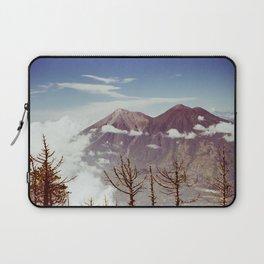 Guatemalan Volcanos Laptop Sleeve