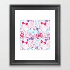 Bows Framed Art Print
