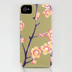 Cherry Blossom Spring Slim Case iPhone (4, 4s)